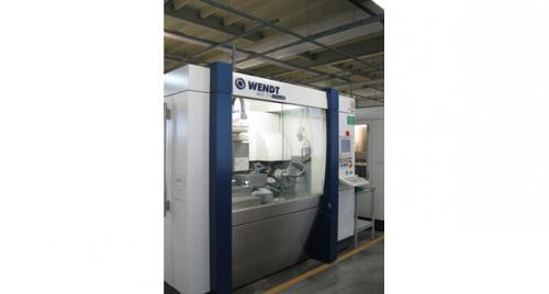 Precision 4 axis CNC grinding machine