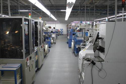 Electrical measurement, Automatic optical inspection and Automatic packaging line