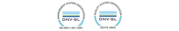 ISO-9001 i ISO-TS-16949