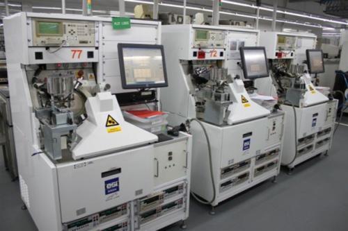 Sustav za električno mjerenje SMD komponenata